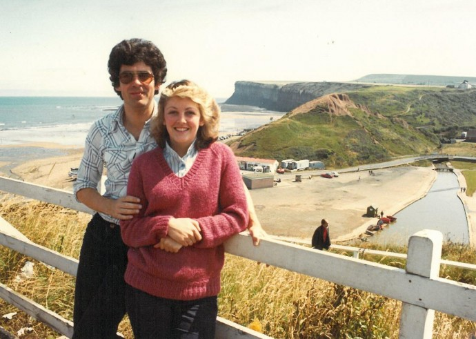 Jill and Paul - Saltburn