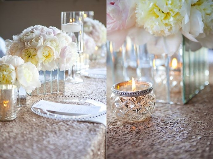 Sequins and Candles