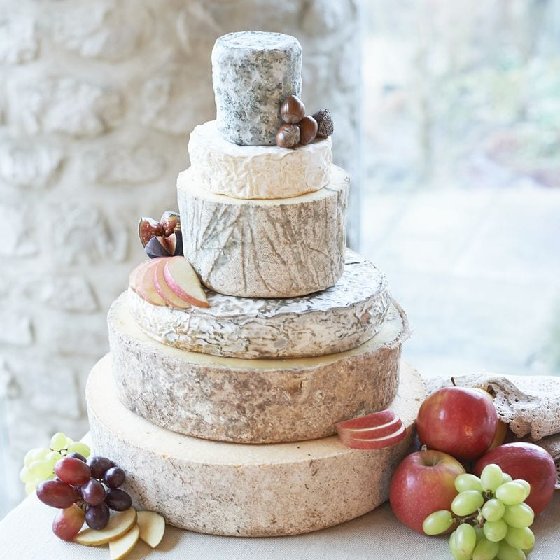 How to make your perfect Cheese Wedding Cake…
