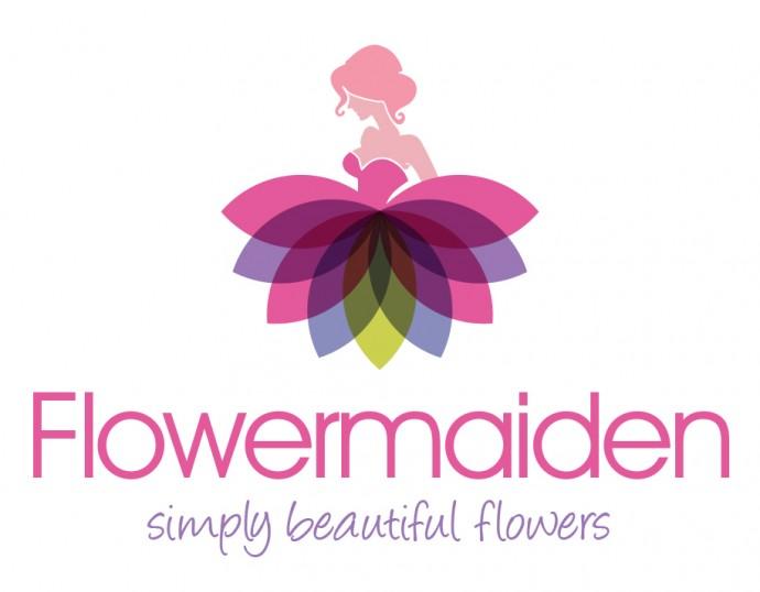 Flowermaiden Large Logo