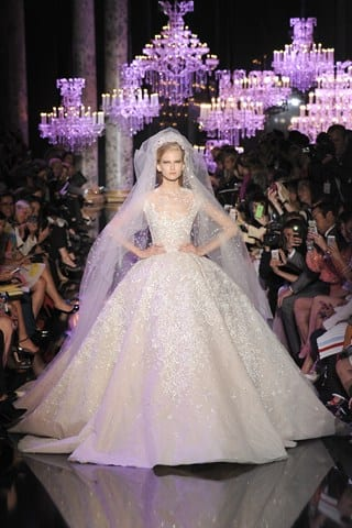 Paris Haute Couture Fashion Week 2014: top bridal picks