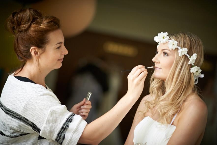Bridal beauty tips with Cordelia & Co