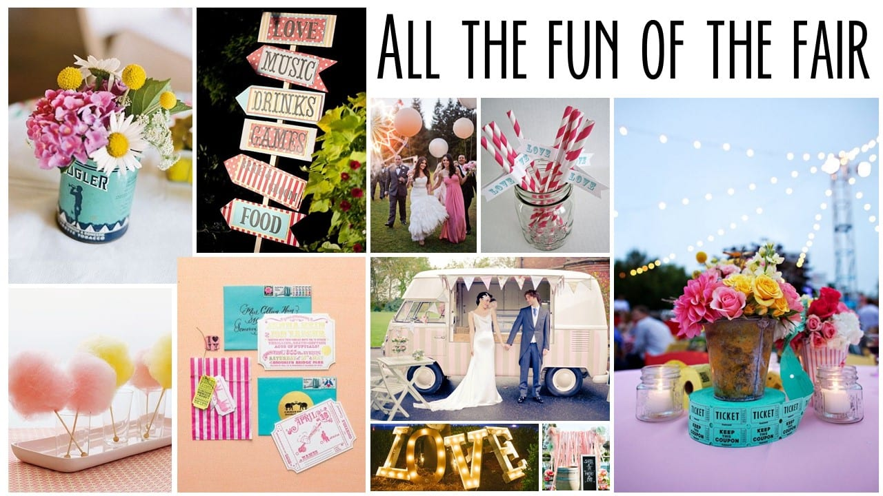 Mood board Mondays: All the fun of the fair