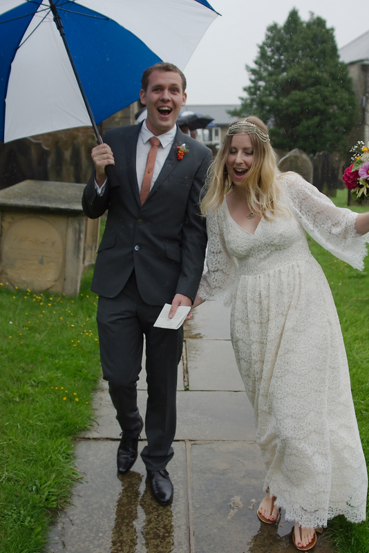 Meet the couple who got married for under £4000