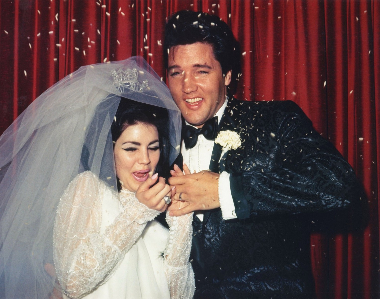 Weddings we wish we'd been invited to #1 – Elvis and Priscilla Presley