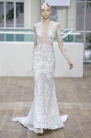 London Fashion Week S/S 2015 – best bridal looks