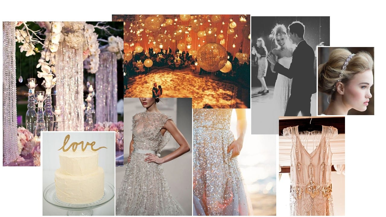 Mood Board Mondays – Sequins and sparkles