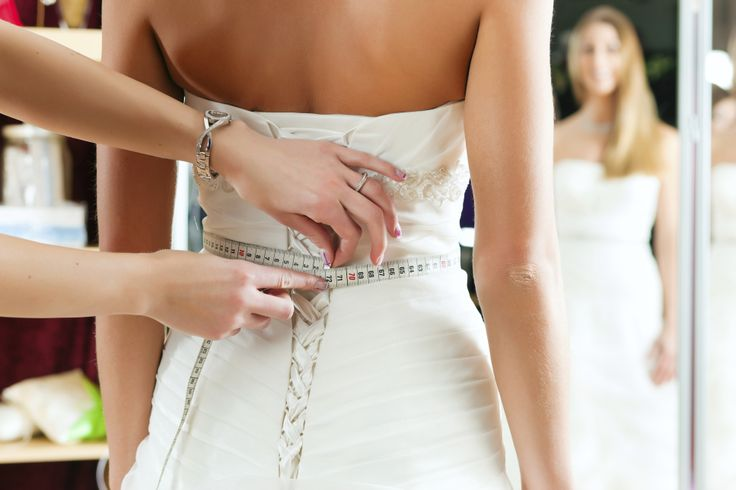 Diet tips for looking great in your wedding dress