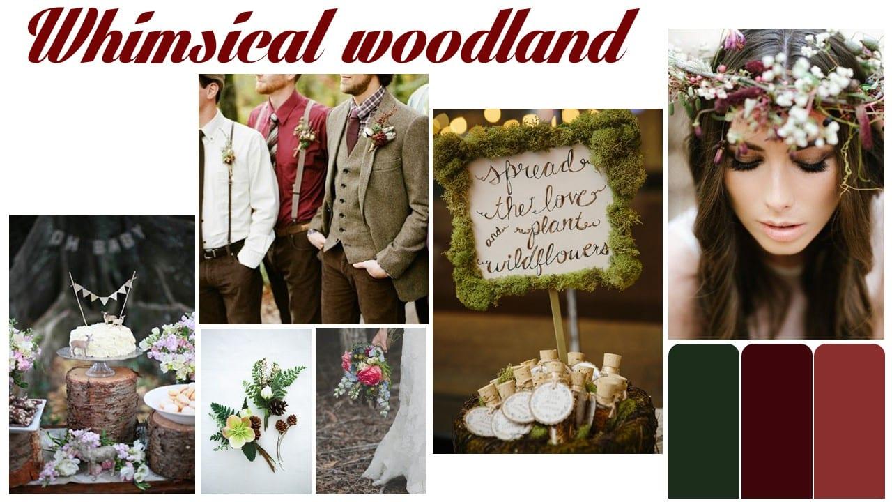 Mood Board Mondays – Whimsical woodland