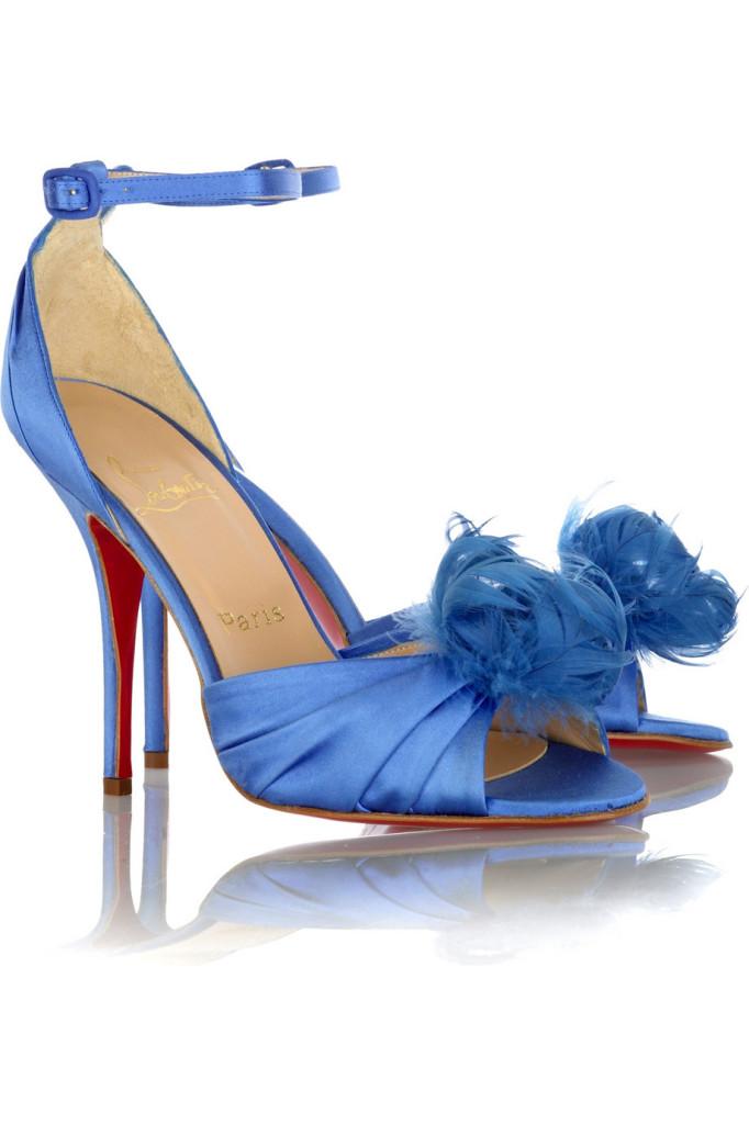 blue loubs