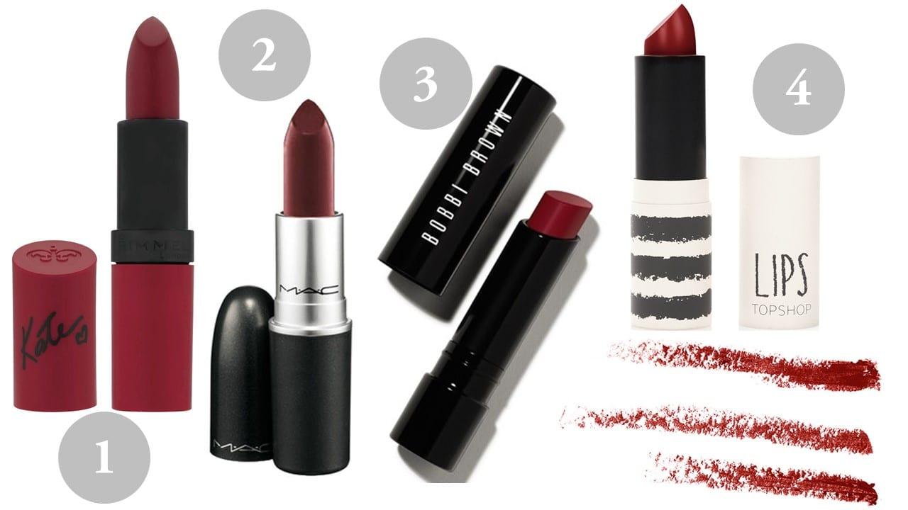 The Beauty Edit: Autumn Lip Trends