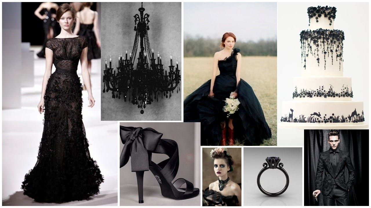 Mood Board Mondays – Gothic Glamour