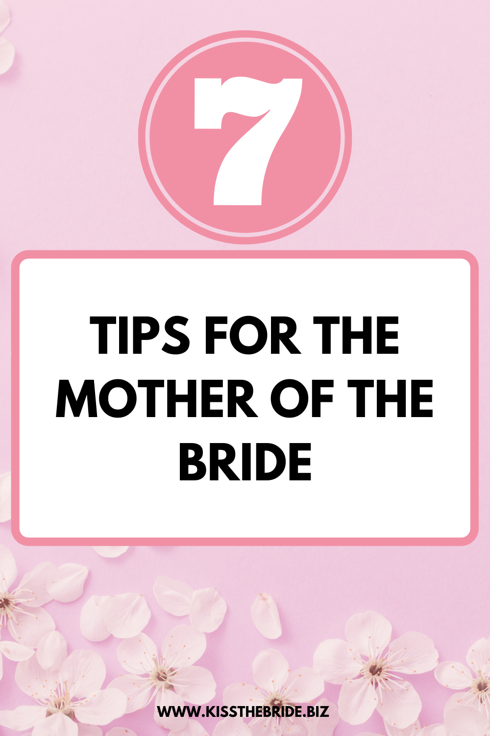 Mother of the Bride tips