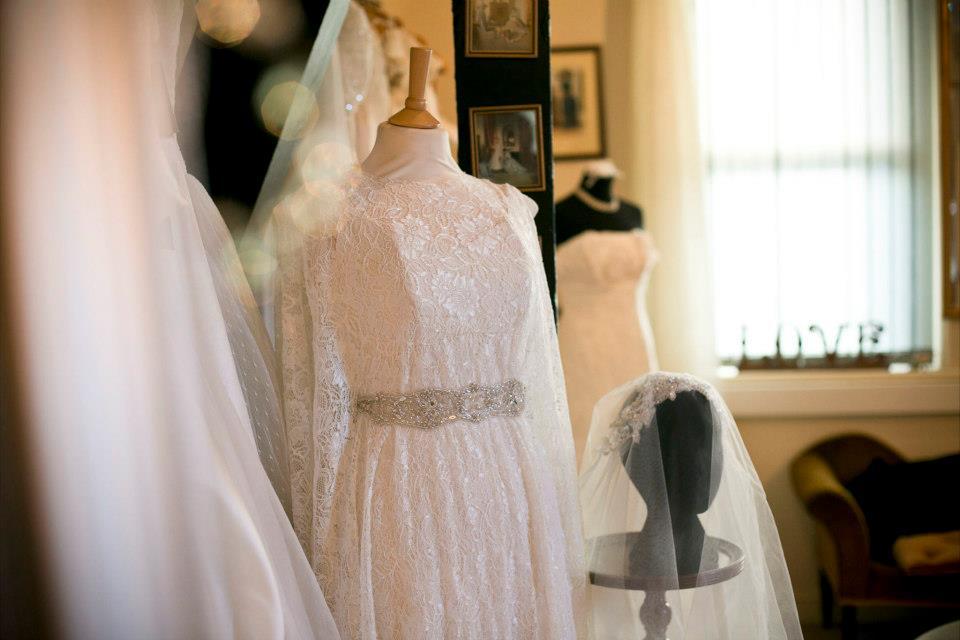 What is vintage? With Bexbrides, Bespoke and Preloved Bridal Studio