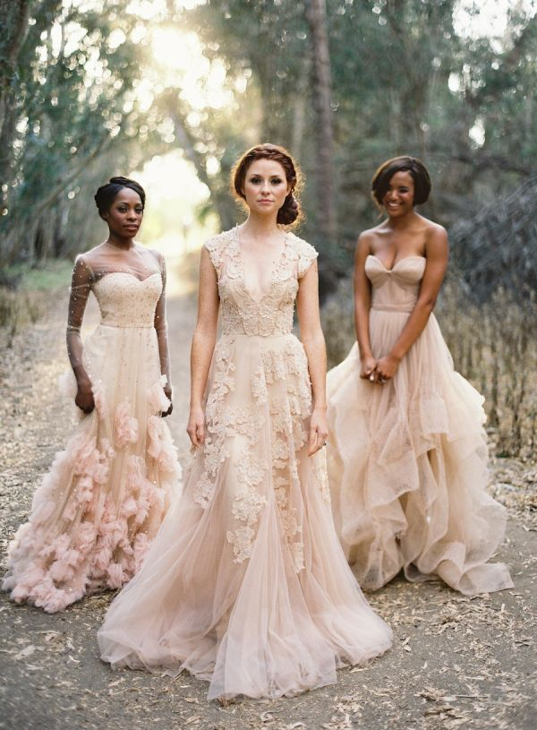 Dare To Wear: A Coloured Wedding Dress