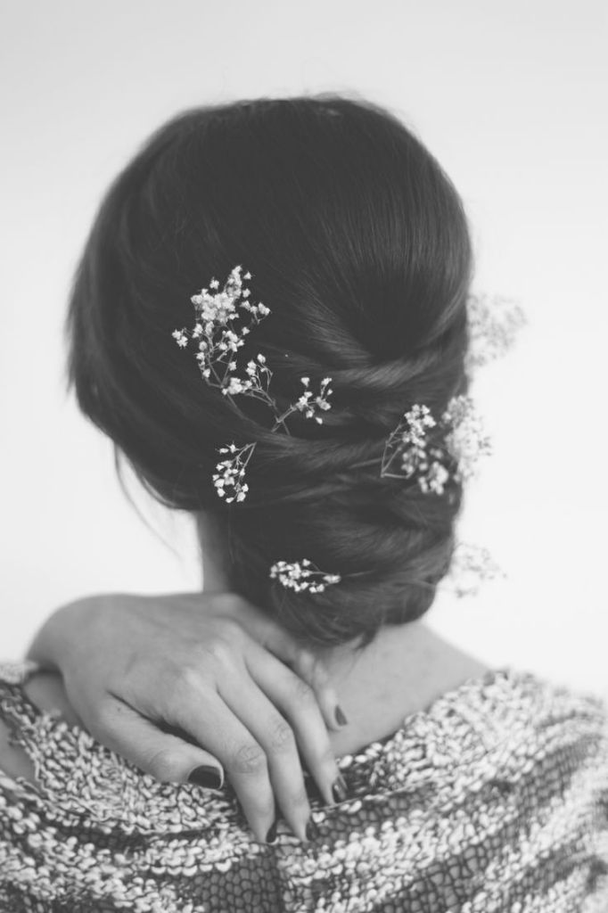 flowers in hair 2