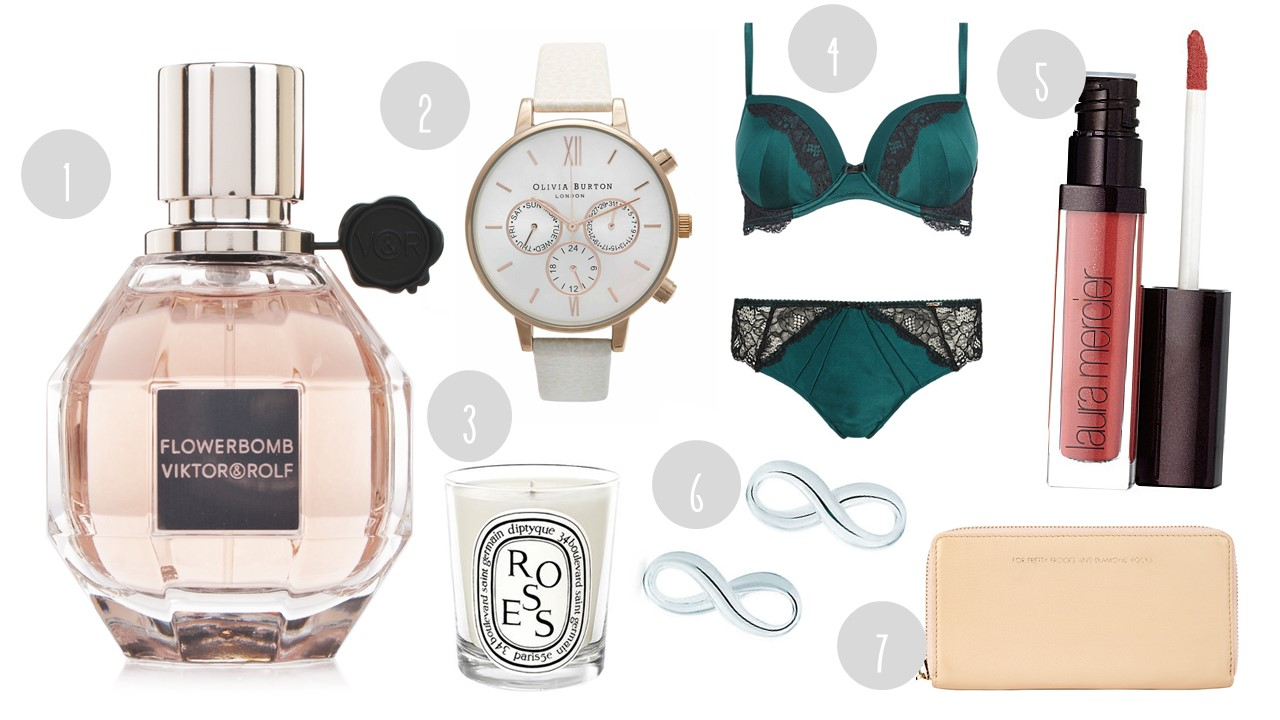 Gift Guide For The Bride