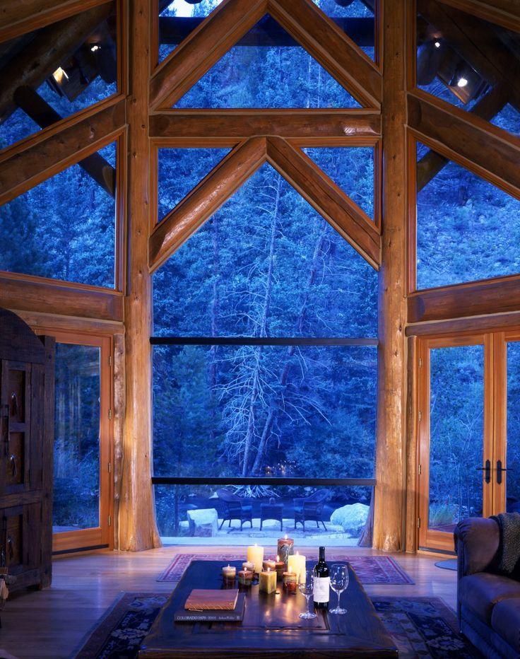 log cabin big