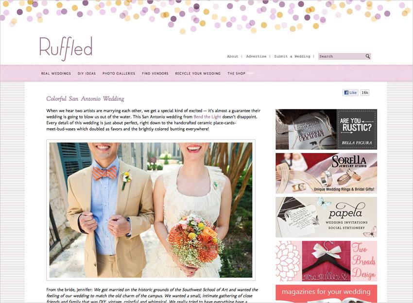 KTB's Favourite Wedding Blogs