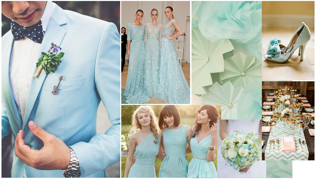 Mood Board – Aquamarine