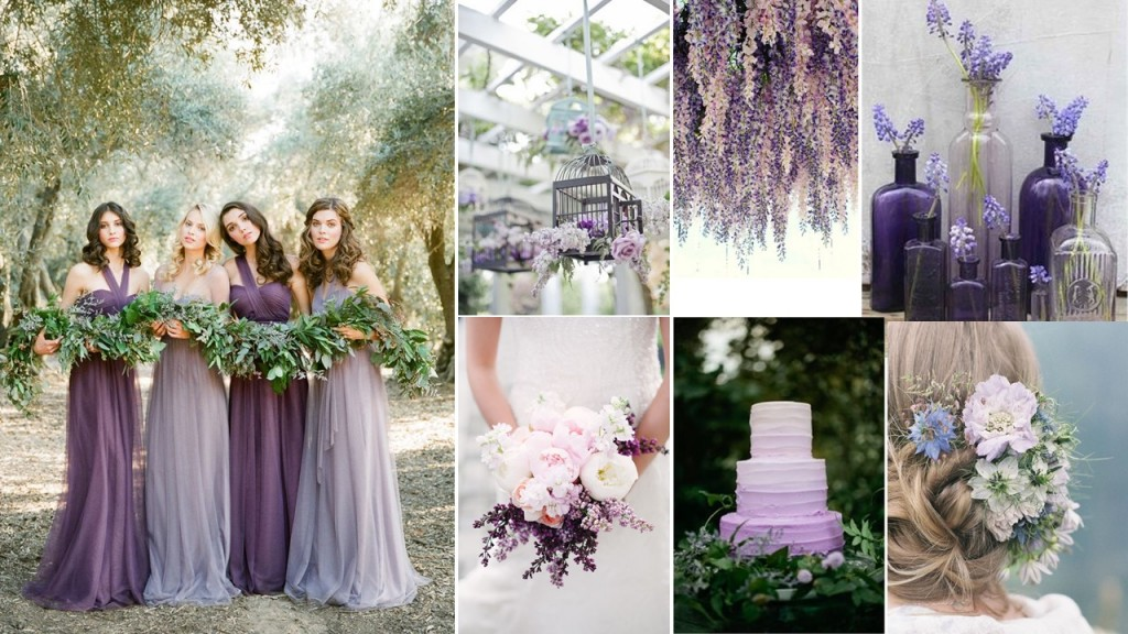 in love with lilac