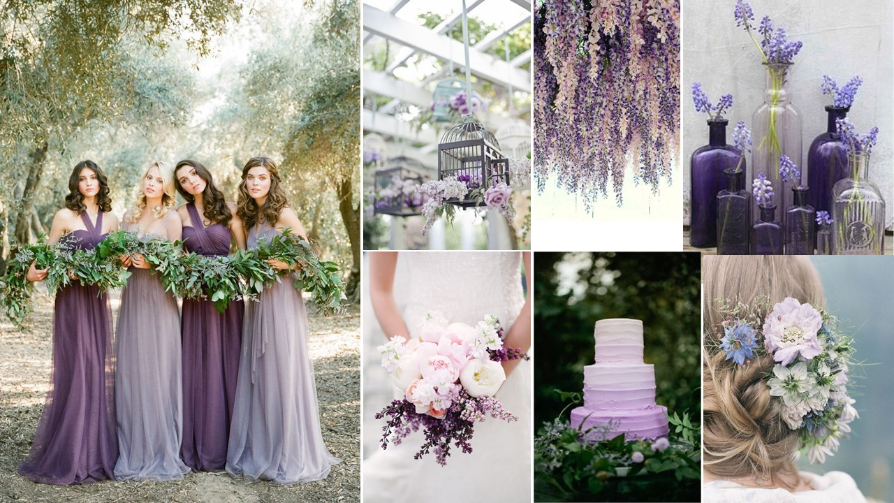 Mood Board – In love with lilac