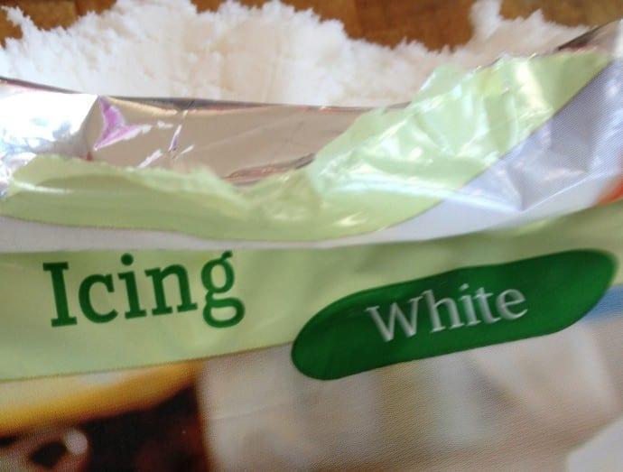 White Icing