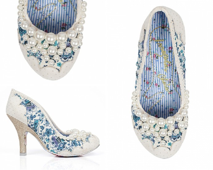 Pearly Girly from Irregular Choice