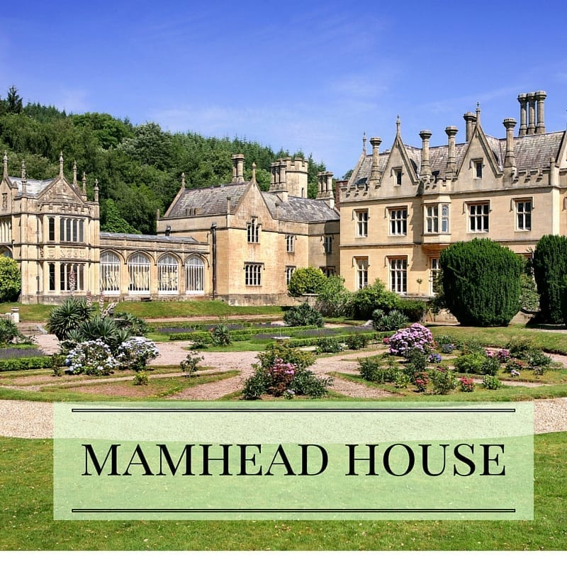Wedding Luxe at Mamhead House