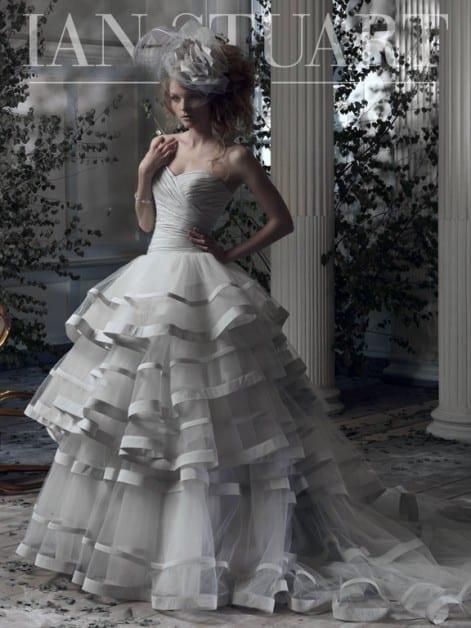 Ian Stuart Caracas gown
