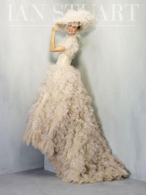 Award-Winning Bridal Designer Ian Stuart Collection