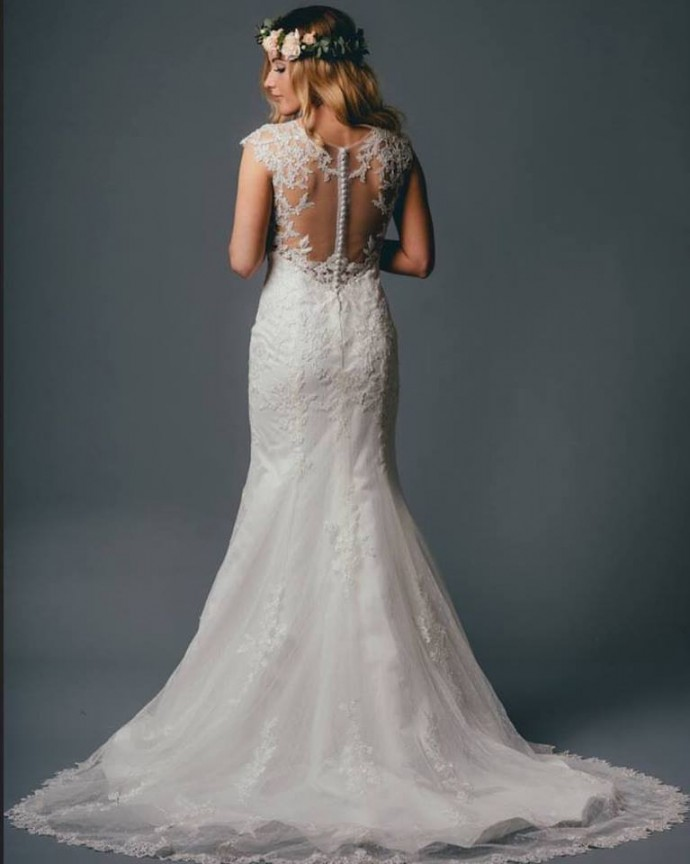 Felicity Cooper: Lola Dress (Image- Felicity Cooper Facebook page)