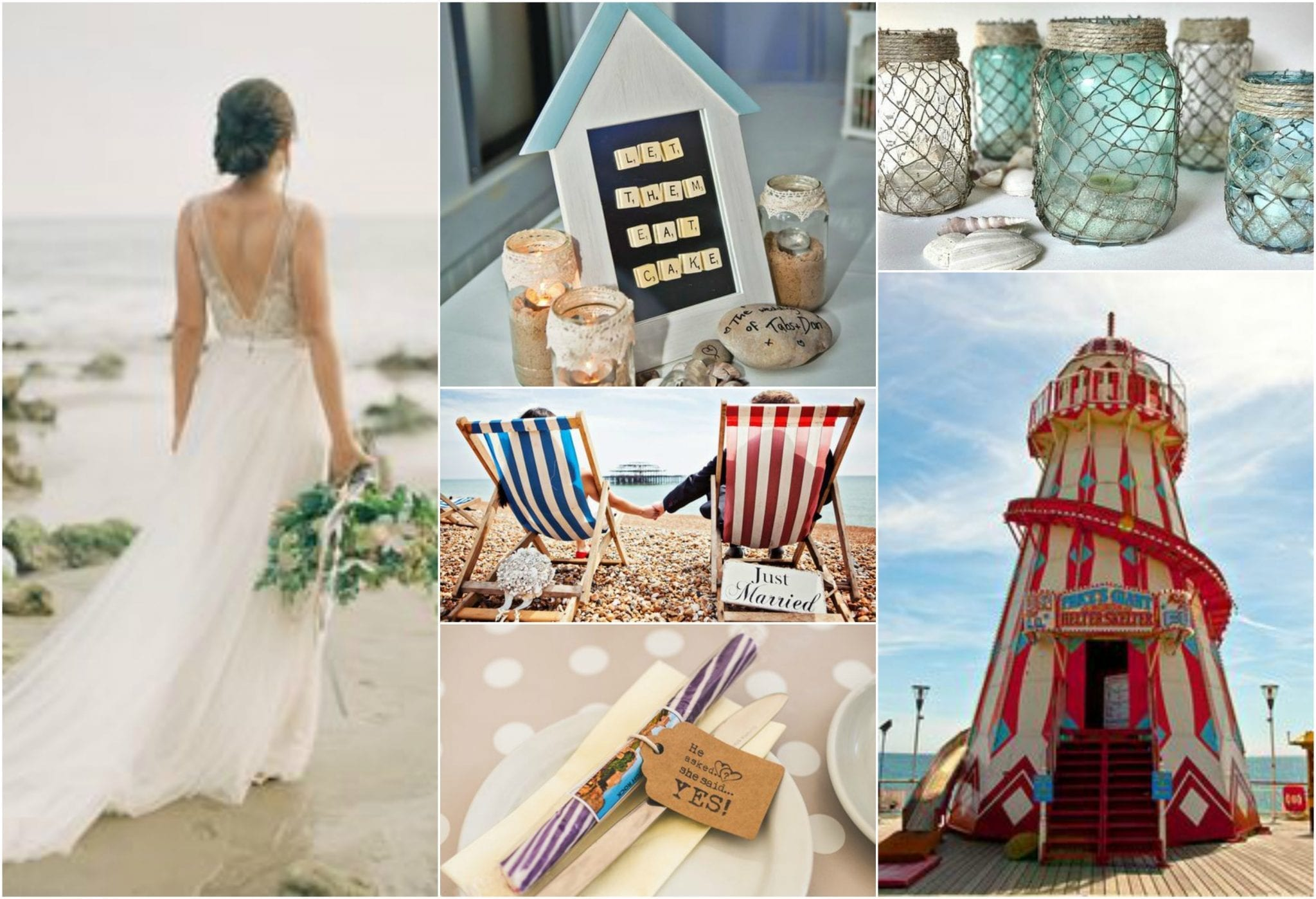Mood Board: By The Seaside