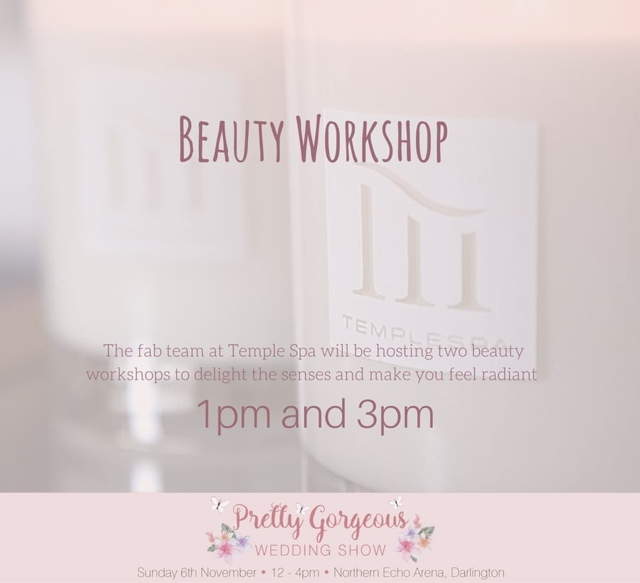 Temple Spa Beauty Sessions