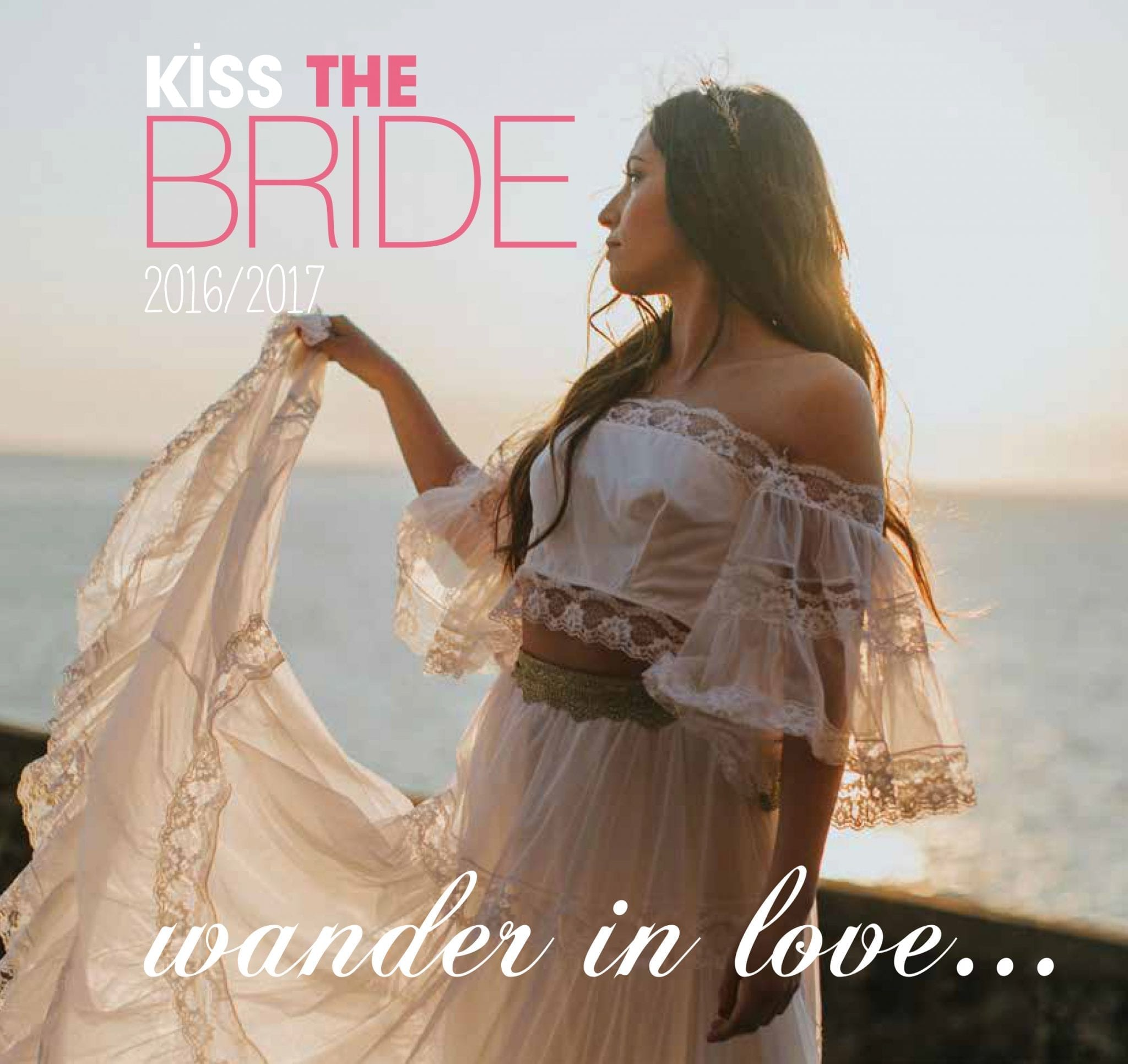 Kiss the Bride Magazine - Front Cover