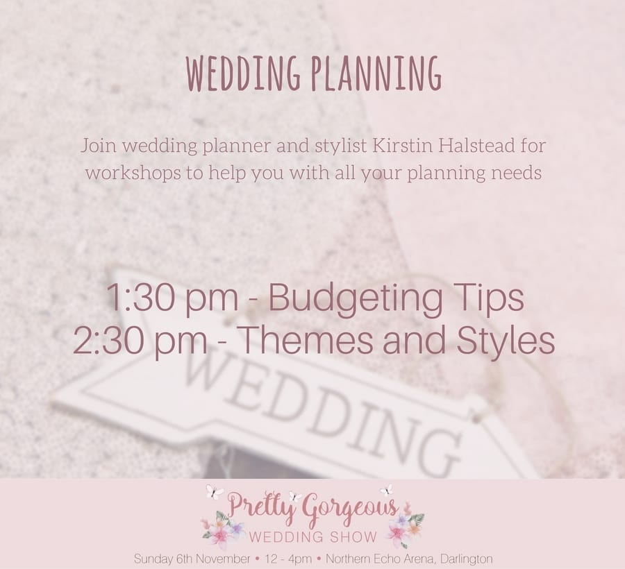 Wedding Planning with Kirstin Halstead
