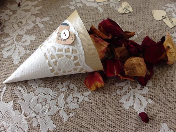Autumn wedding crafts