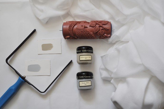 Fabric Painting Equipment
