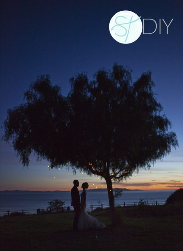Romantic Outdoor Lighting