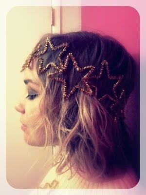 Pipecleaner Star Headband