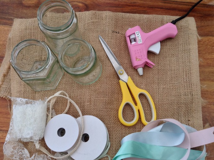 Hessian Jar Equipment