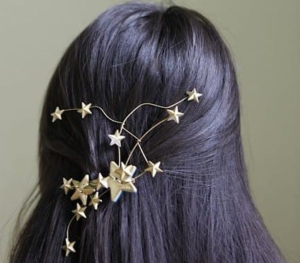 Rodarte Starhair Pins DIY