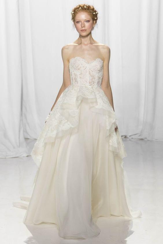 The star of New York Bridal – Reem Acra