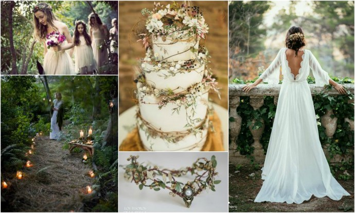 Woodland Mood Board 2