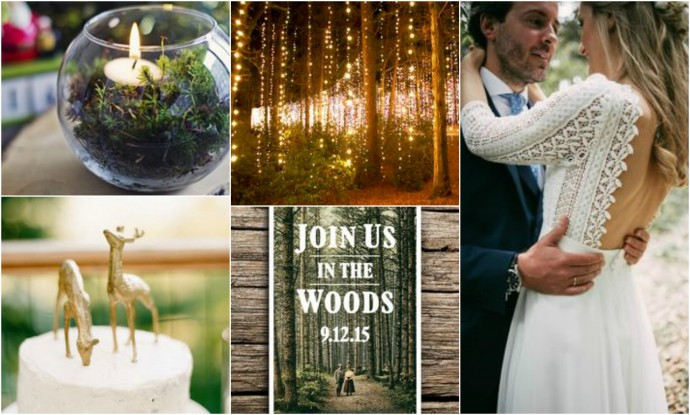 Woodland Mood Board 3