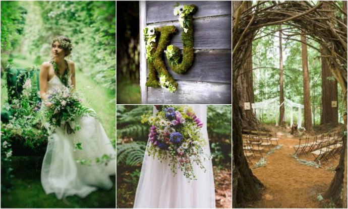 Woodland Mood Board 4