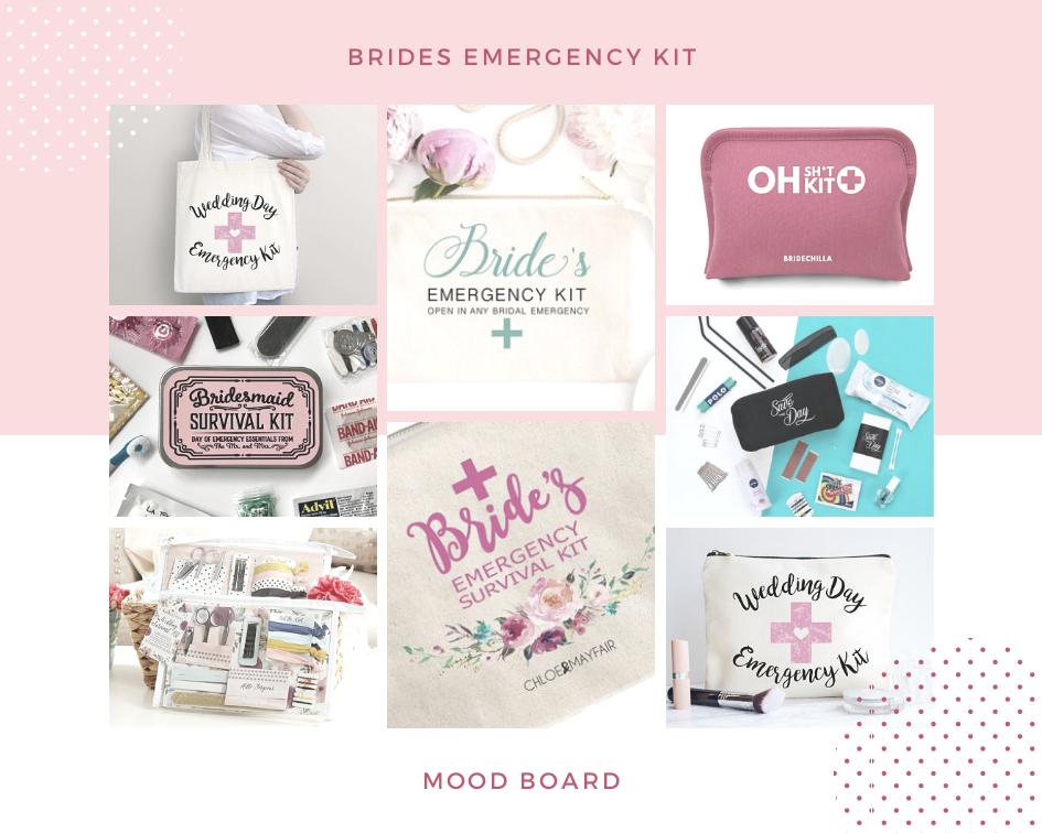 Emergency Bride Kit