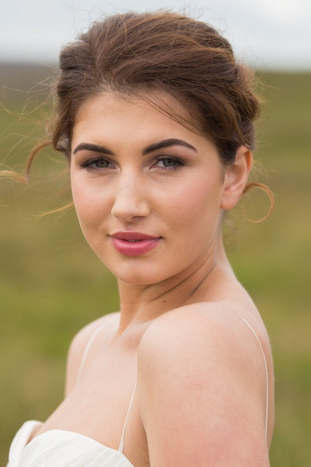 Make Up by Laura Mac and Hair by Watkins-Wright, Great Ayton