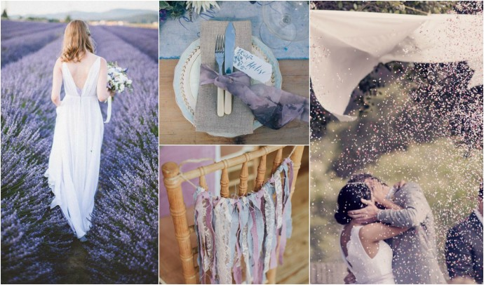 Lilac Lavender Mood Board 1