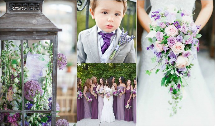 Lilac Lavender Mood Board 4